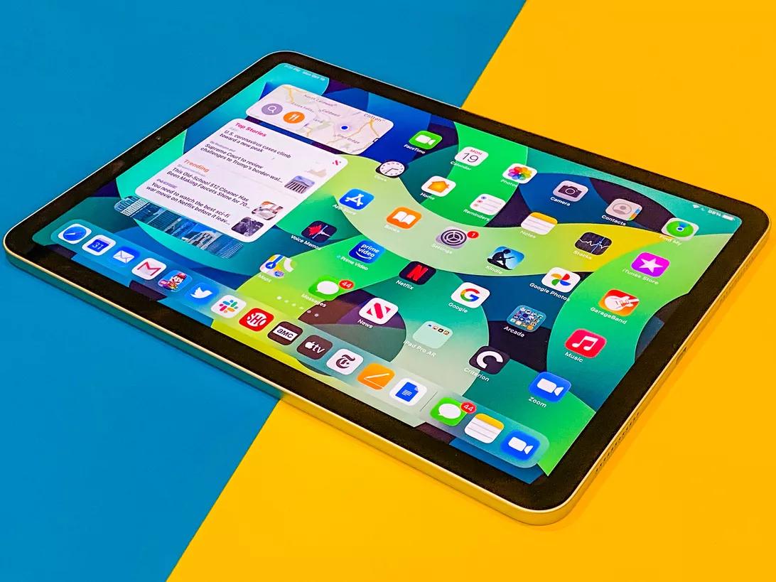 Помните iPad Air?  Он все еще существует.  Также как и iPad начального уровня.
