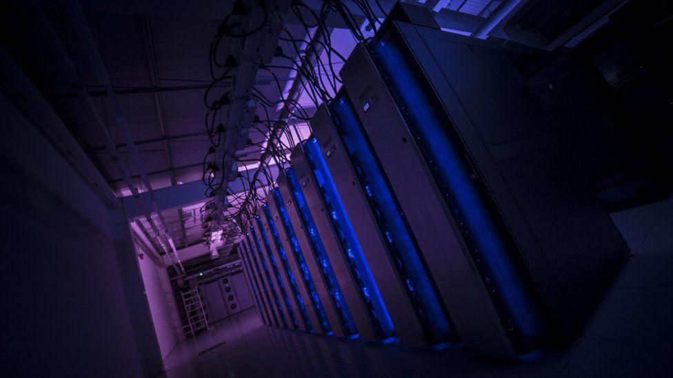Новый суперкомпьютер будет в шесть раз мощнее нынешнего.