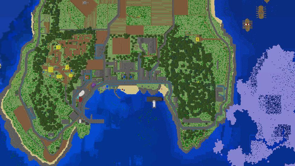 Игроки могут исследовать остров и узнать о его наследии.