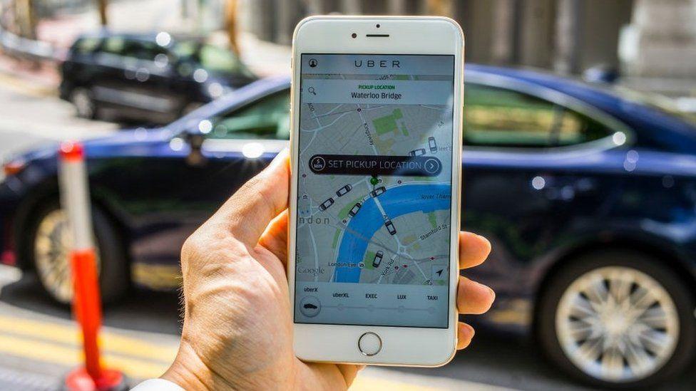 Uber Mobile