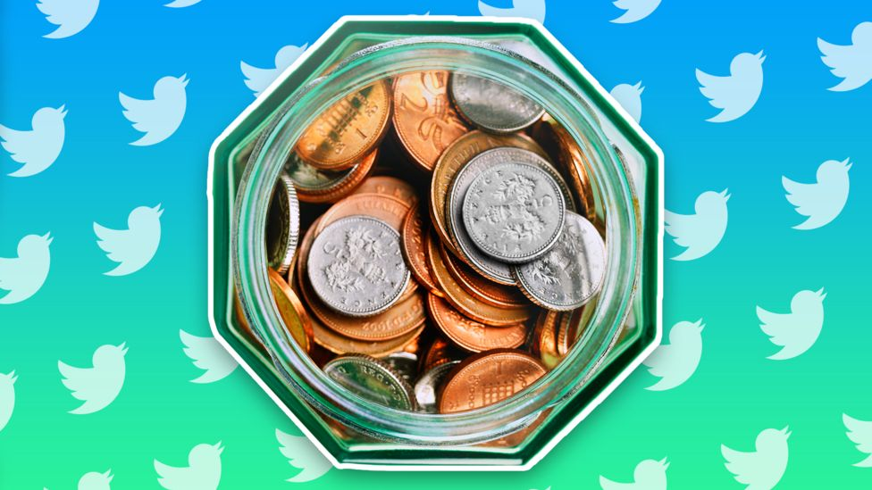 Twitter добавляет «Tip Jar»