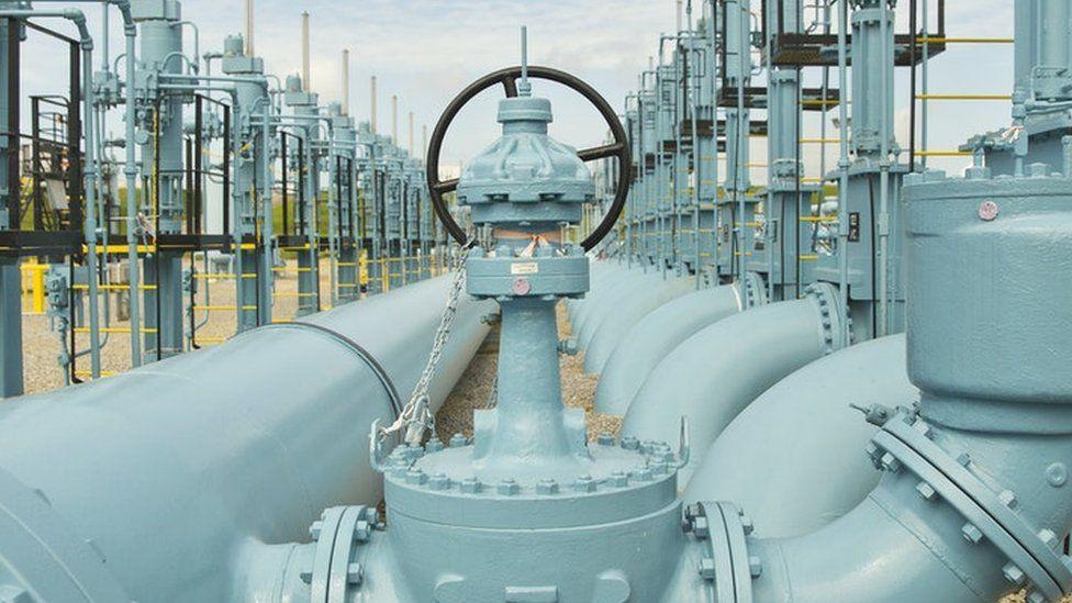 Колониальный трубопровод транспортирует 2,5 миллиона баррелей в день