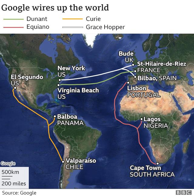 Google подключает мир