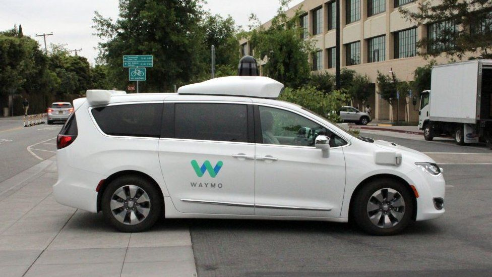 Waymo self-driving taxis are available in Phoenix, Arizona, only