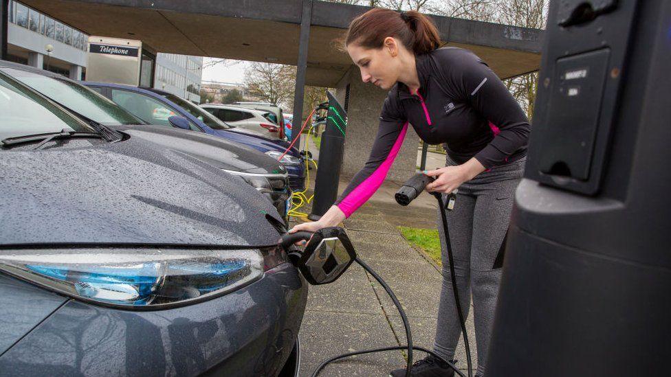топлива для электромобилей