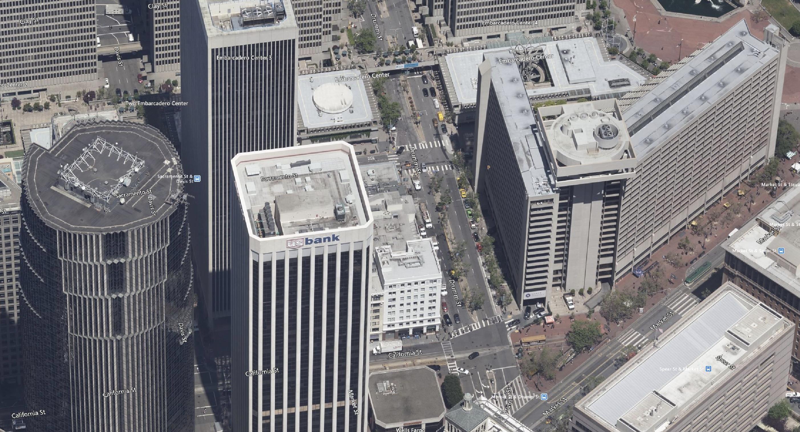 Bing Maps BirdsEye