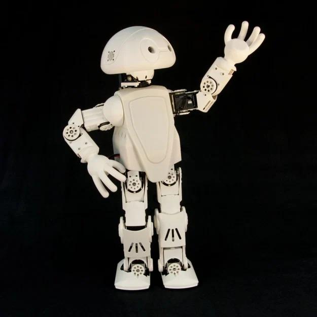 Intel's Robot - Jimmy