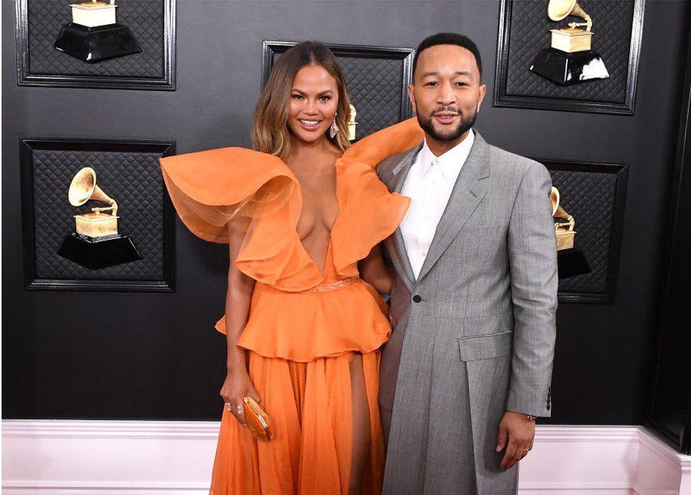 Chrissy Teigen is married to award-winning musician John Legend