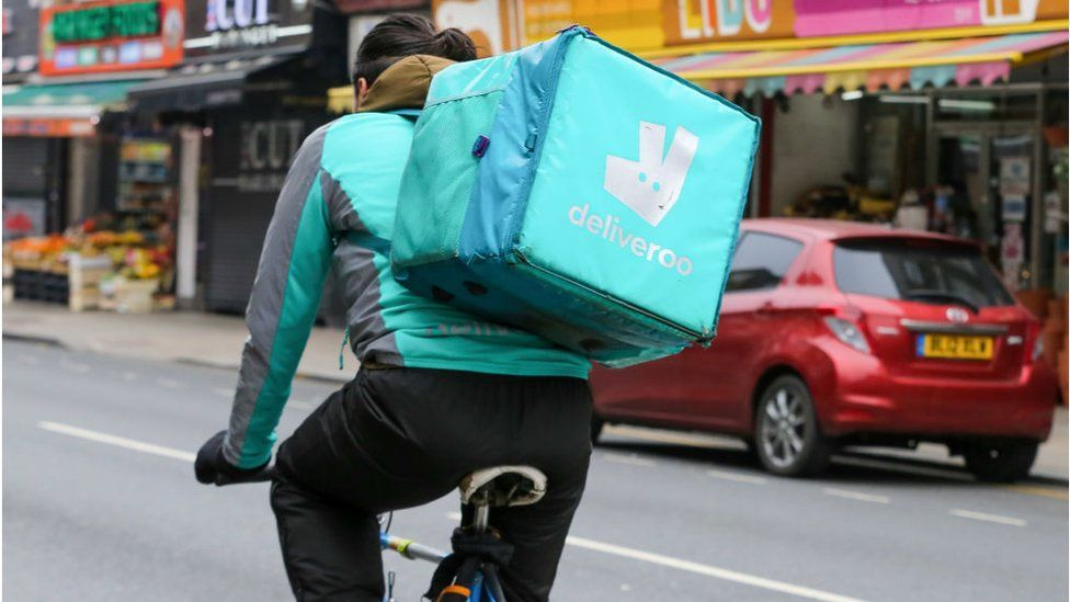 The survey found Deliveroo was the most expensive of the food apps