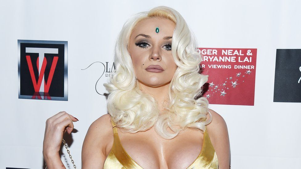 US TV personality Courtney Stodden has said Chrissy Teigen was not the only celebrity to comment on their marriage
