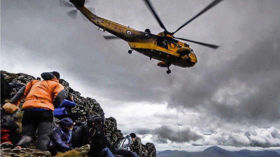 Горно-спасательные команды полагаются на точные способы обнаружения раненых или потерянных людей.