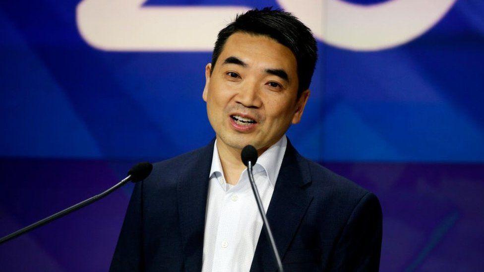 Эрик Юань - основатель Zoom