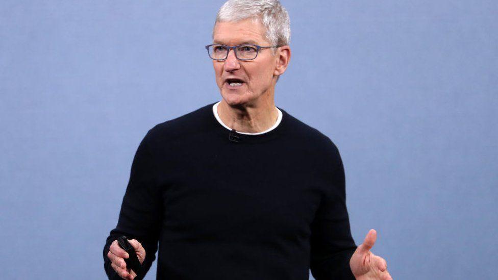 Генеральный директор Apple Тим Кук раскрыл планы в служебной записке для всей компании