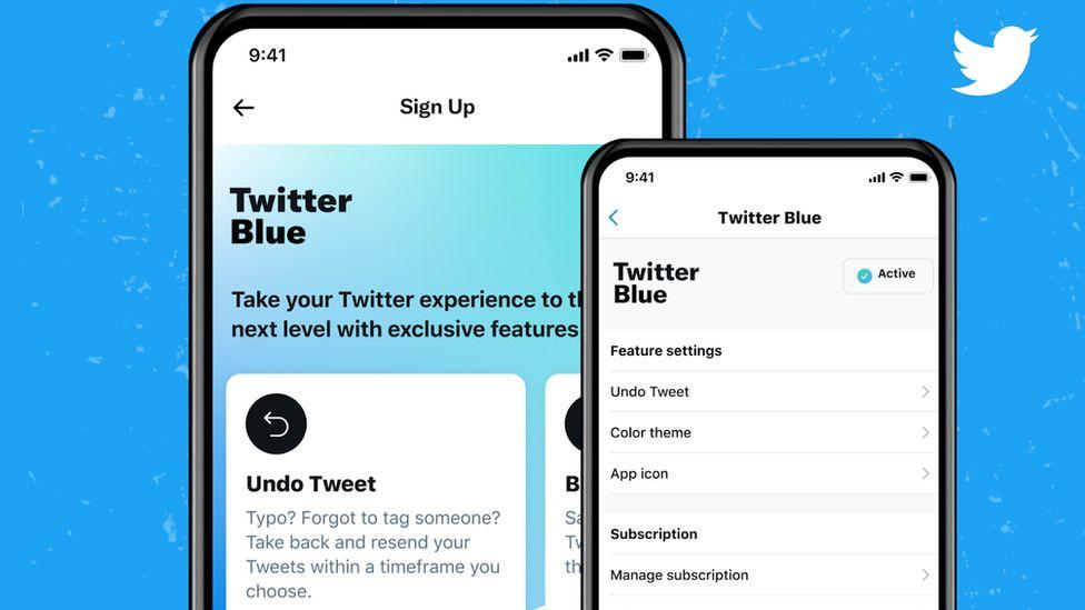 Twitter Blue