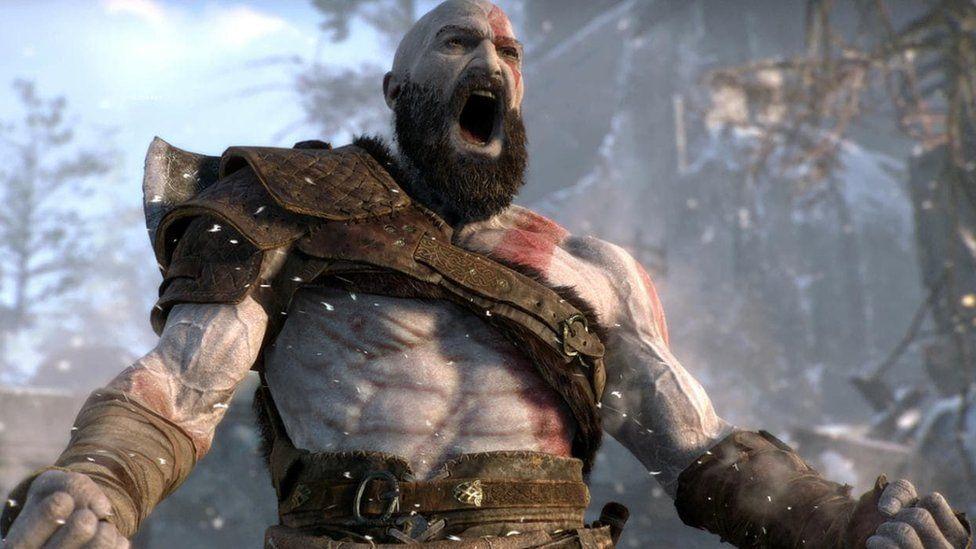 God of War: Ragnarok - преемник эксклюзивной игры God of War для PlayStation 2018 года E3