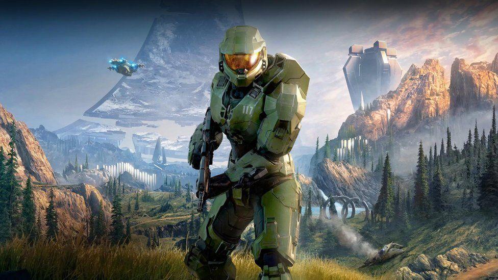 Halo Infinite должна была быть выпущена вместе с Xbox Series X на прошлое Рождество E3