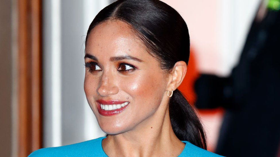 Insights about how public figures like Duchess of Sussex are perceived can be gleaned from big data analysis