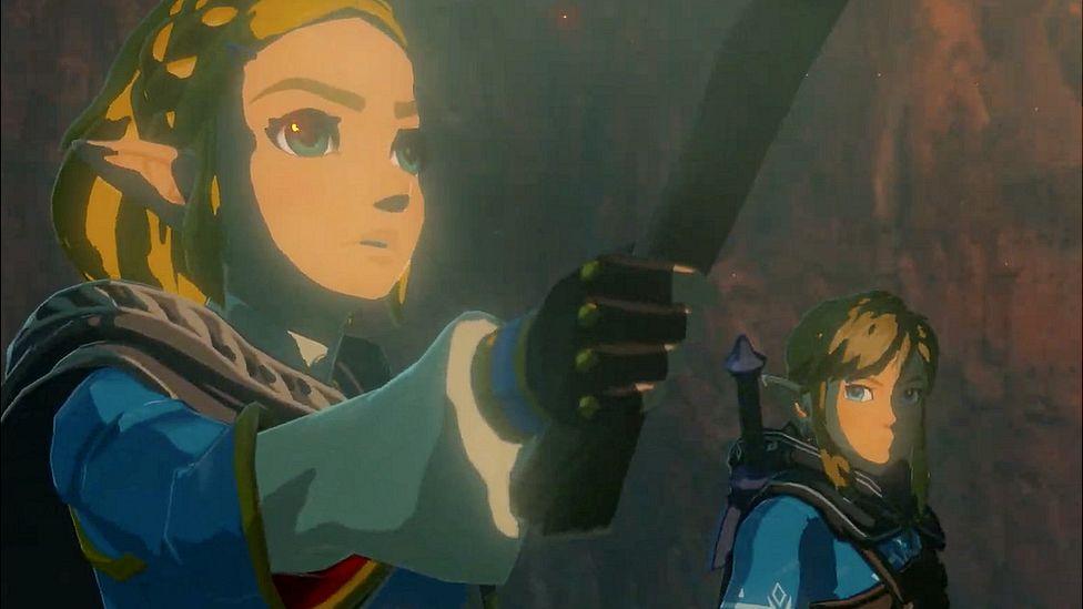 Nintendo показала трейлер сиквела Legend of Zelda: Breath of the Wild на E3