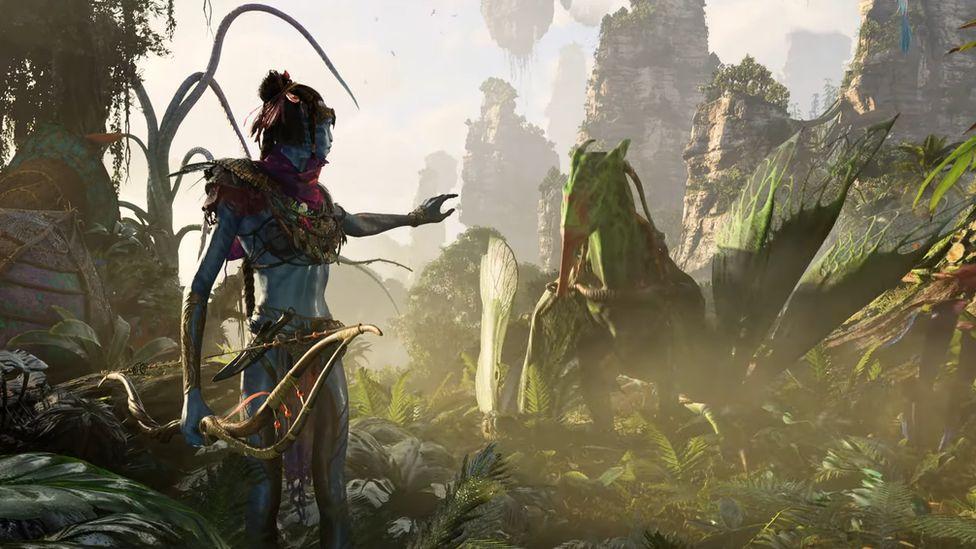 """Открытие игры, Ubisoft основанной на фильме """"Аватар"""" 2009 года, стало сюрпризом ближе к конференции"""