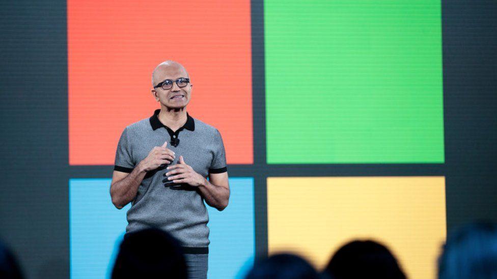 At the time, Satya Nadella said Windows 10 would hail a new era in personal computing