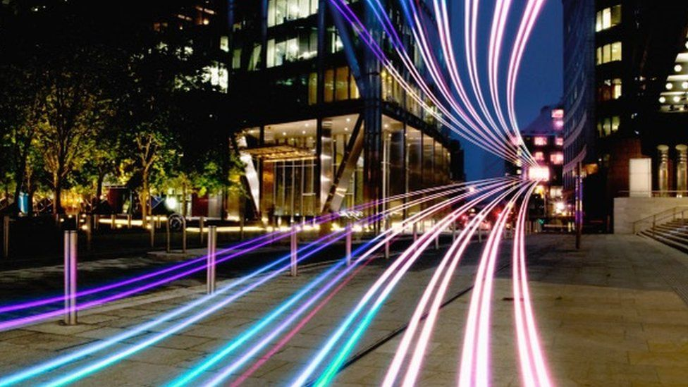 The government aims to get ultra-fast gigabit services to most of the UK by 2025