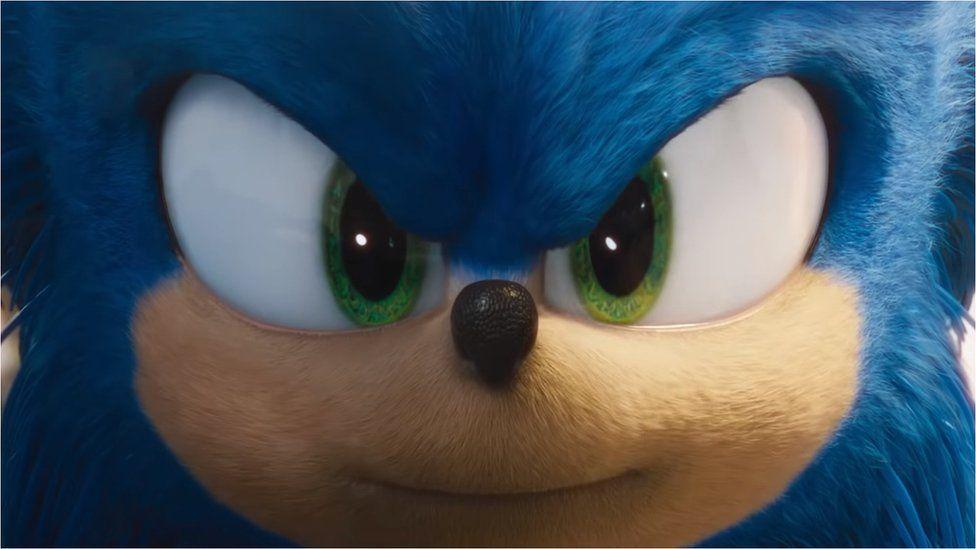 Адаптация Sonic для большого экрана