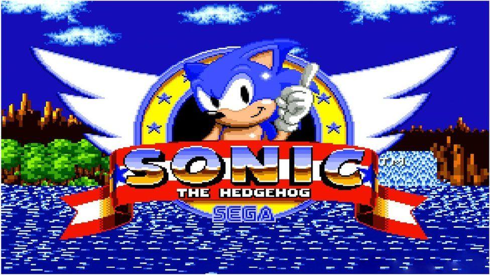 Еж Sonic