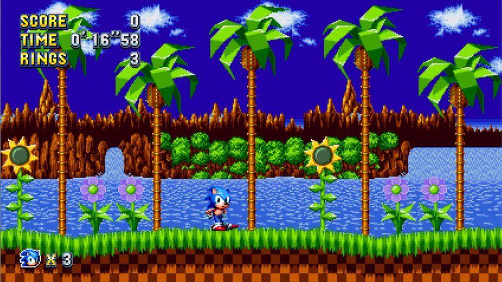 Sonic был большой частью успеха Sega на игровом рынке в 1990-х годах