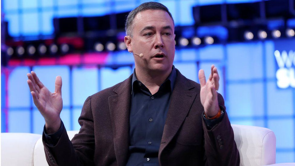 Jim Lanzone was previously president and CEO of CBS Interactive