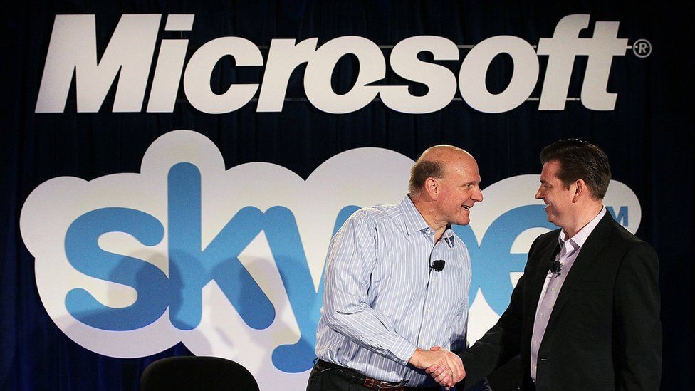 В 2011 году Skype был «коммуникационным будущим» Microsoft - но не больше.
