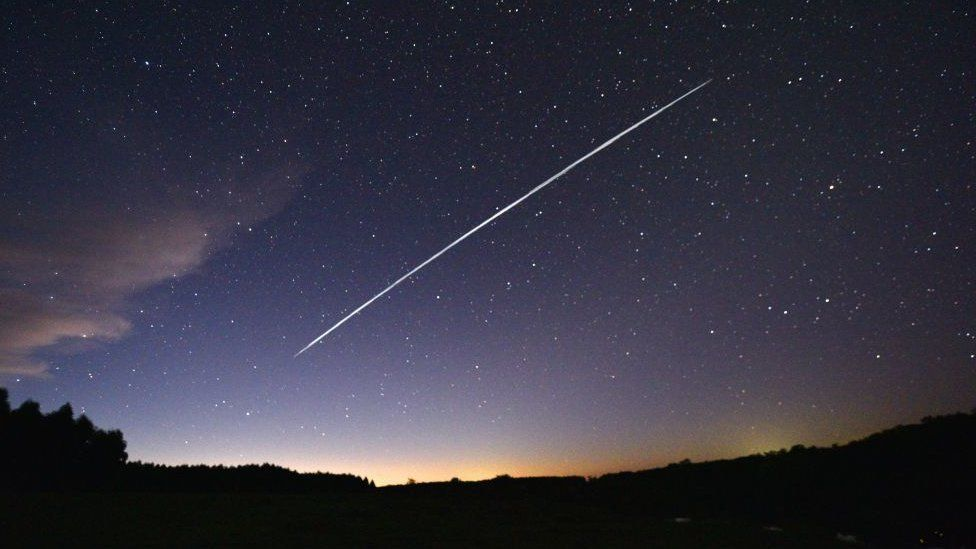 Astronomers worry about light pollution from low Earth-orbit satellites