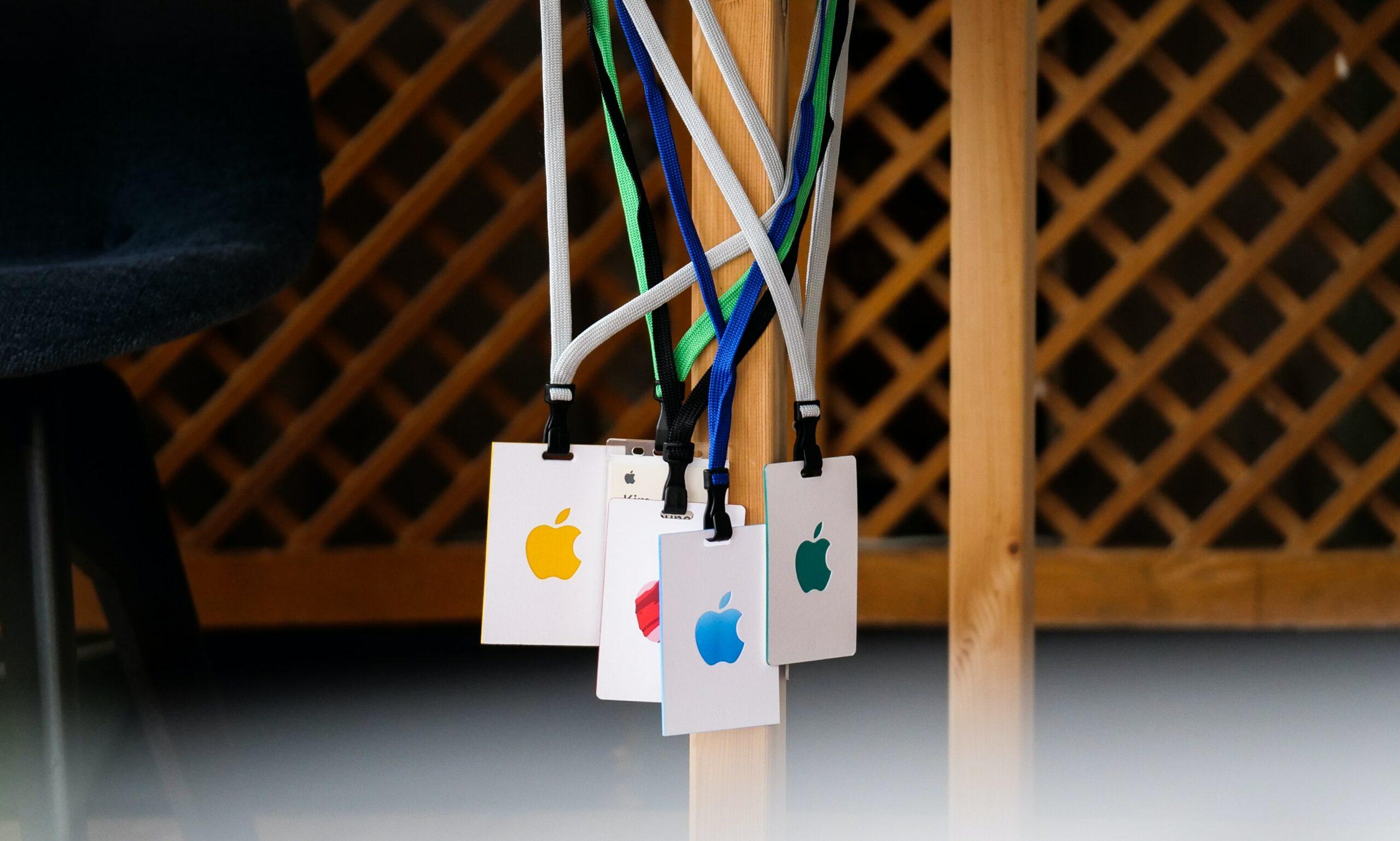 доминирование Apple на рынке