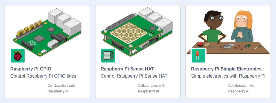 Scratch 3 для Raspbian на Raspberry Pi