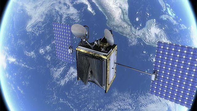 Обложка: в конечном итоге OneWeb может отправить около 7000 спутников.