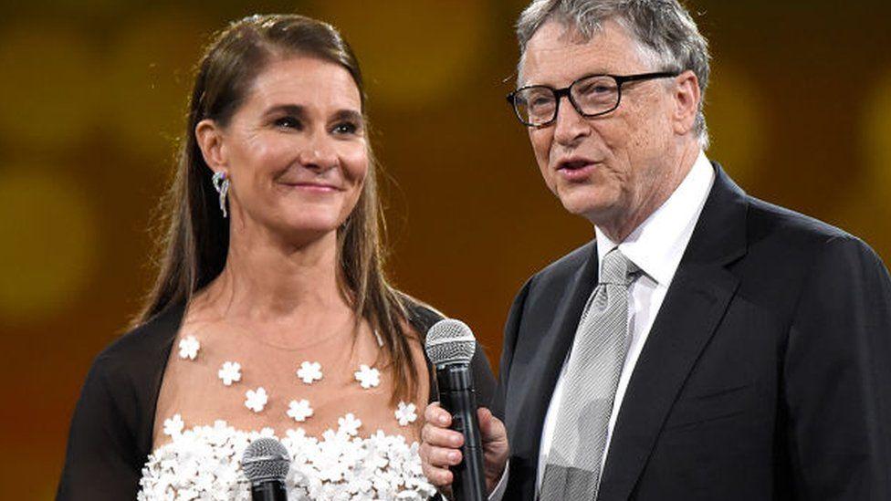Пара, запечатленная здесь в 2018 году, отдала миллиарды на благотворительность