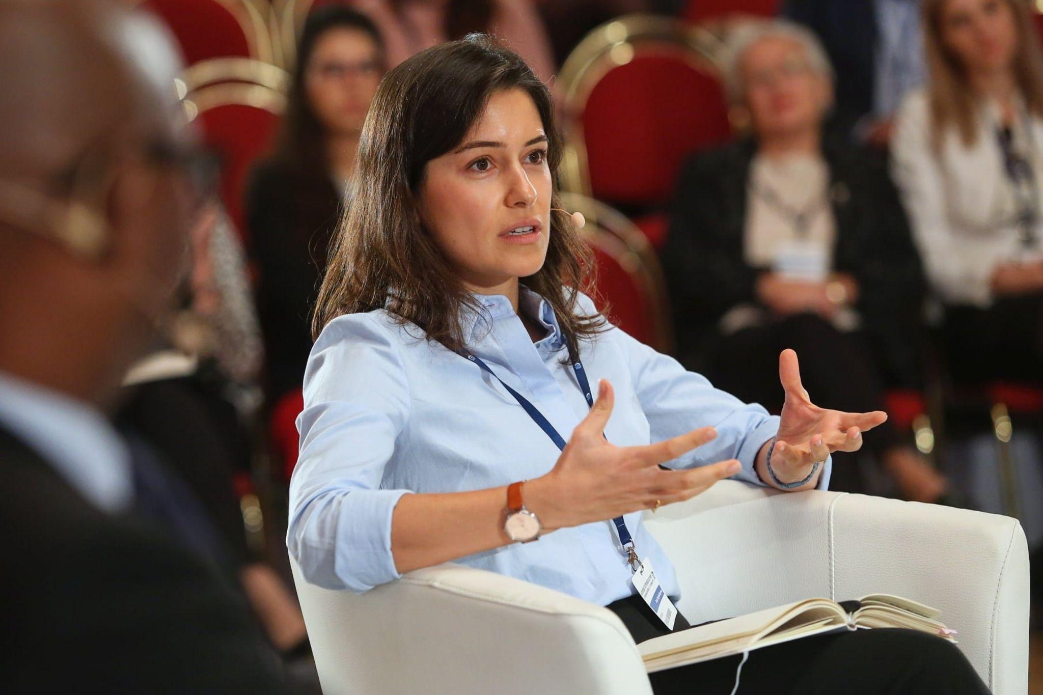 Azerbaijani journalist Arzu Geybulla