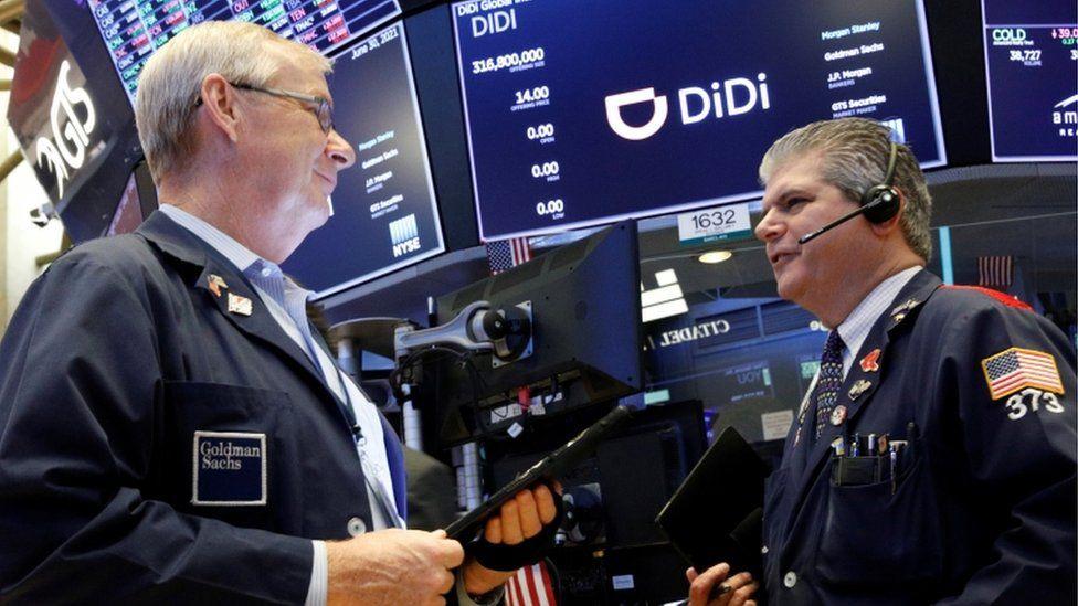 Didi: Это был самый крупный листинг китайской компании в США с момента дебюта Alibaba в 2014 году