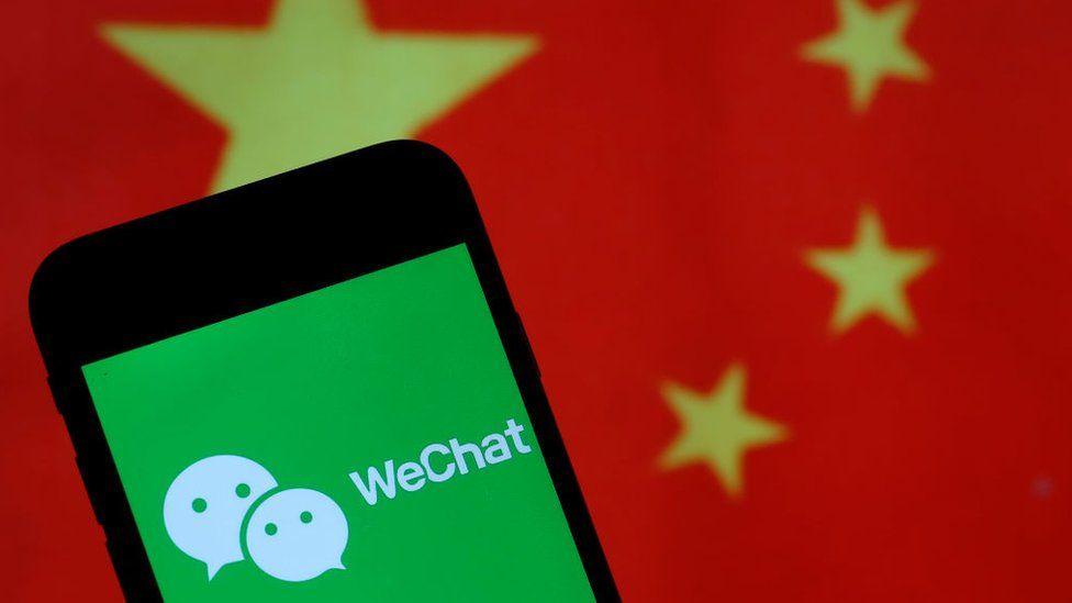 """Не было объяснения, какие """"нарушения"""" привели к удалению аккаунтов WeChat."""