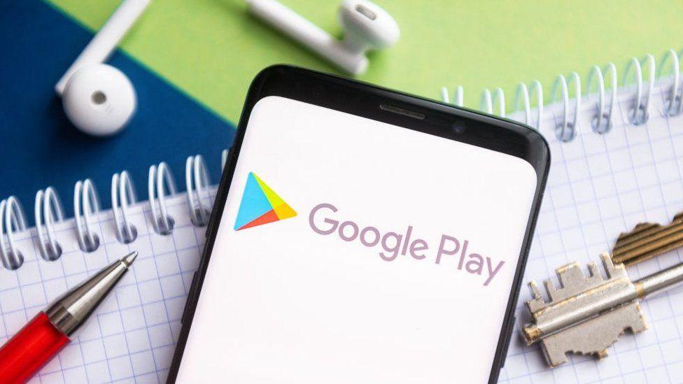 Google магазин приложений