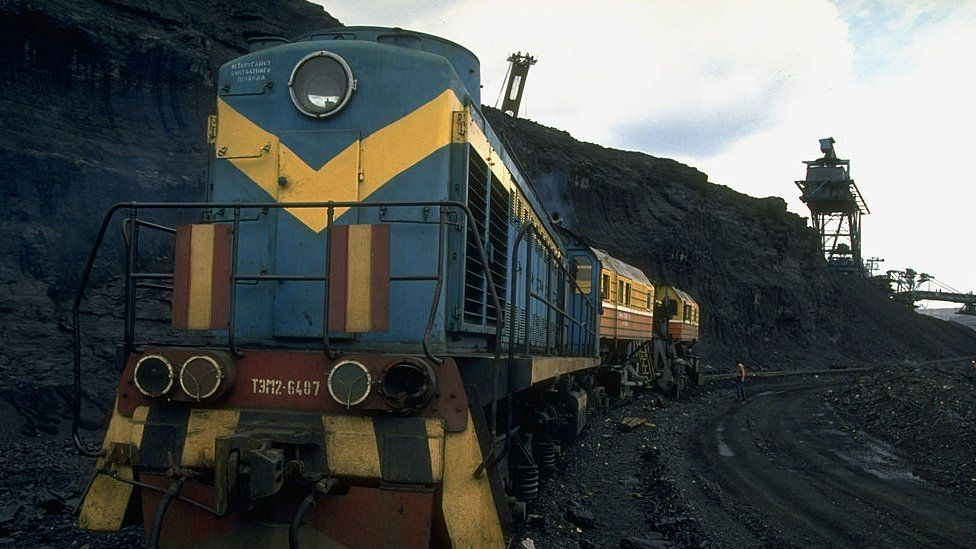 Kazakhstan is a heavy user of coal-fired generation