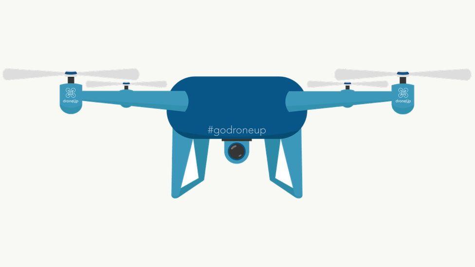 Рэйчел Мерфи и Эми Вайганд отправили образцы иллюстраций в Unicode в рамках своей просьбы о создании эмодзи для дронов