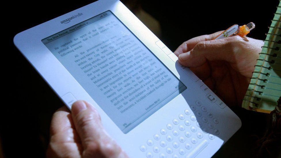 Older models such as the Kindle 2 might lose their connectivity options