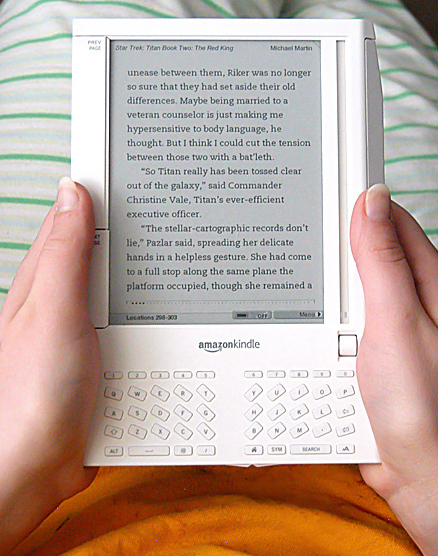 Amazon объявила о предоставлении библиотеки Kindle