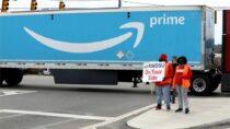 Чиновник рекомендует повторить бой профсоюзов Amazon