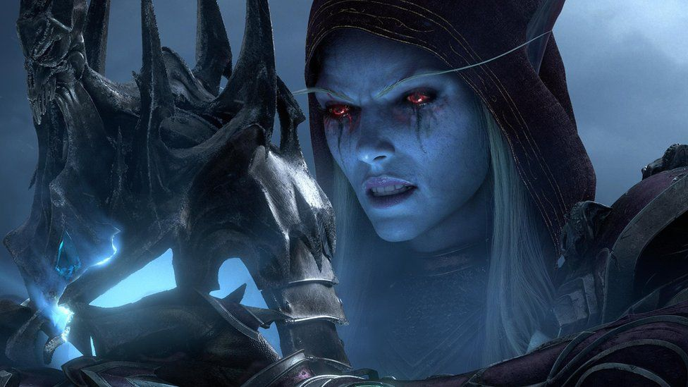 Plotlines involving once-favourite Sylvanas Windrunner have not gone down well with fans
