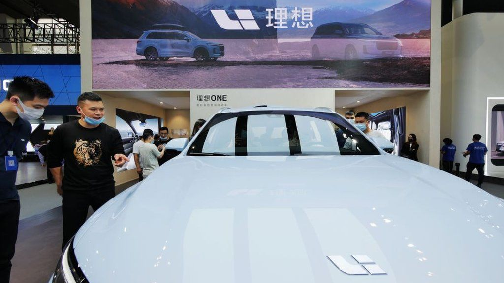 Li Auto is the latest Chinese company to raise money in Hong Kong