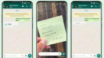 WhatsApp 'view Once' показывает исчезающие фото и видео