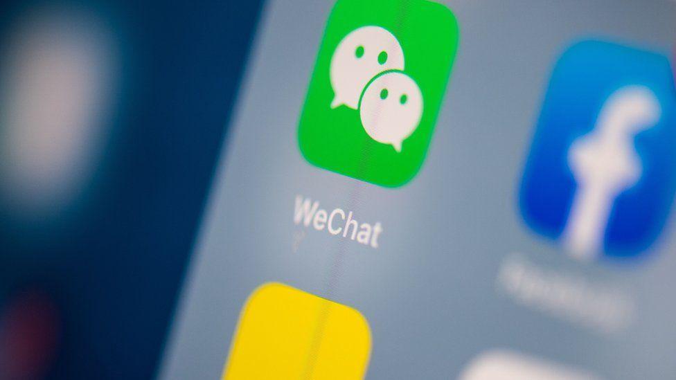 Tencent заявляет, что расследует заявления китайских властей. WeChat