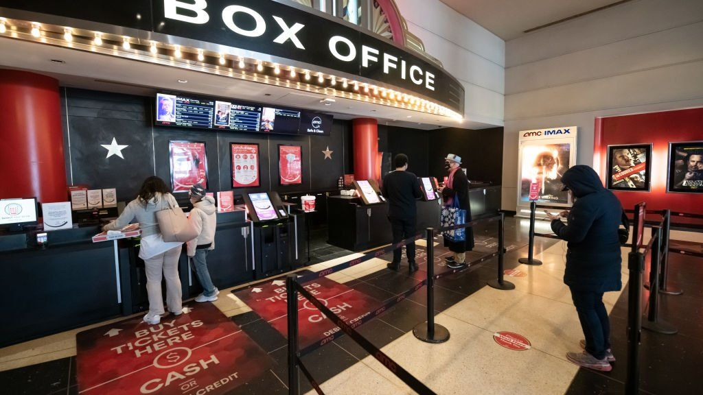 AMC has 620 cinemas in the US, and 358 in Europe