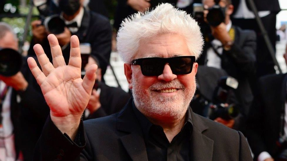 Spanish film-maker Almodovar is known and revered around the world